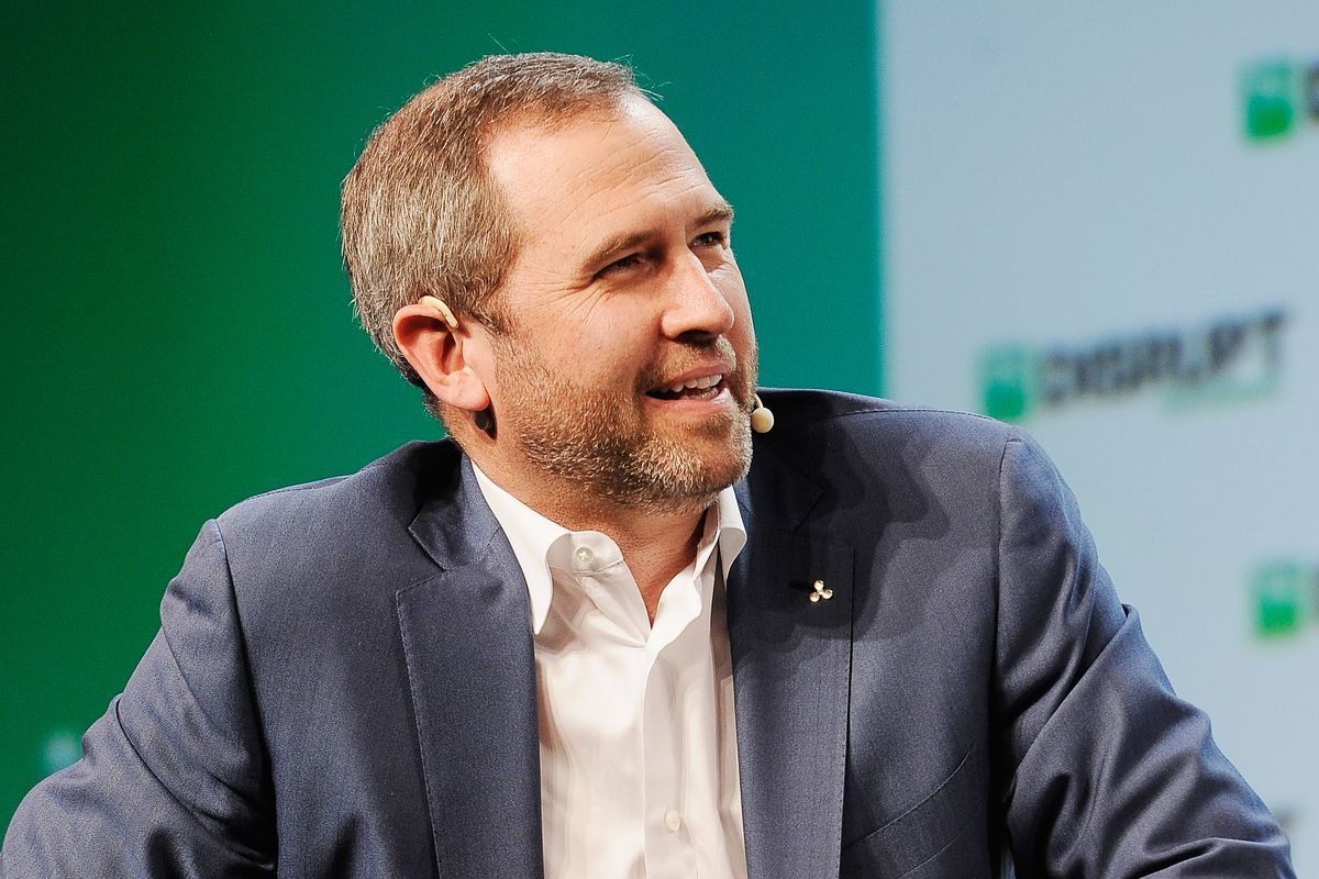 Ripple's CEO Brad Garlinghouse